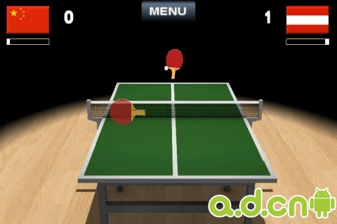 3D乒乓球 中文版 Virtual Table Tennis 3D