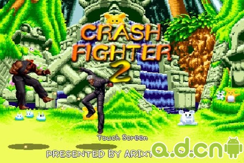 拳皇快打2 Crash Fighter 2