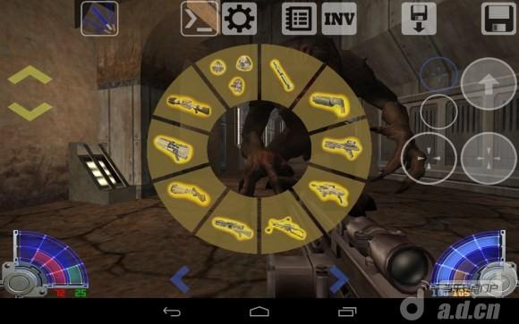 星際大戰絕地武士:絕地學院(含數據包) Jedi Academy Touch v1.2.1-Android射击游戏類遊戲下載
