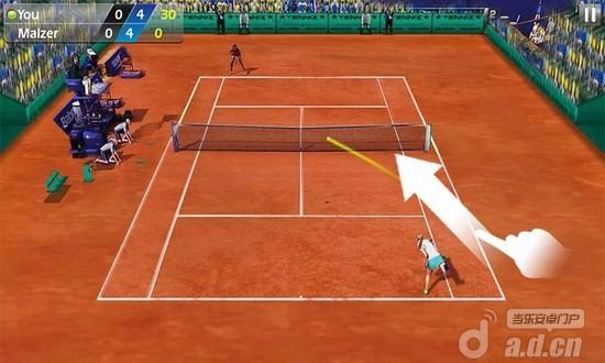 指尖网球 Flick Tennis