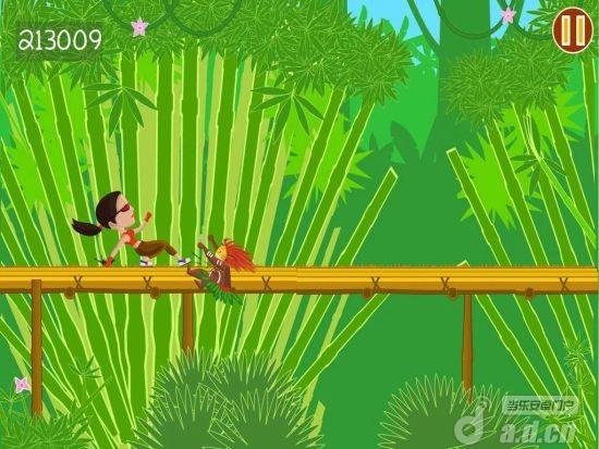 叢林逍遙遊 Jungle Escapade v1.1-Android动作游戏類遊戲下載