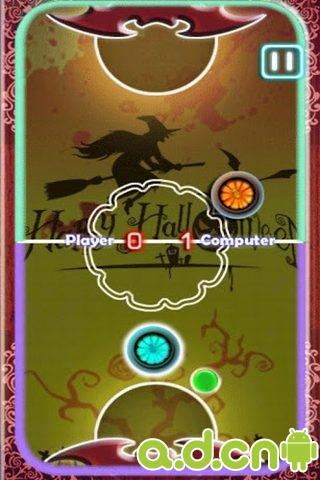 免費體育競技App|指尖曲棍球 万圣节版 FingerHocke Halloween|阿達玩APP