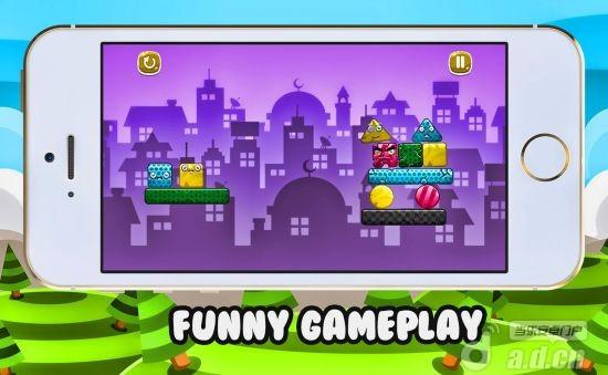 方塊戰爭 完整版 Cubes War v1.5-Android益智休闲類遊戲下載