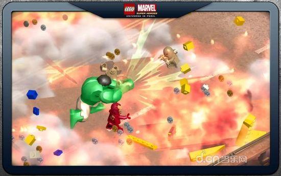 乐高漫威超级英雄(含数据包)截图