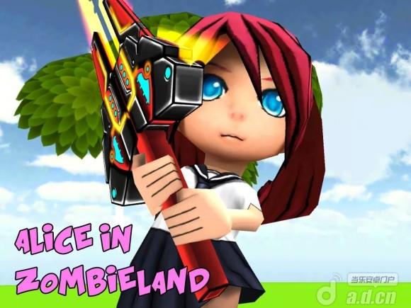 爱丽丝:僵尸之地 Alice in Zombie Land