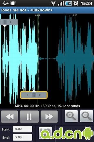 MP3音乐剪切