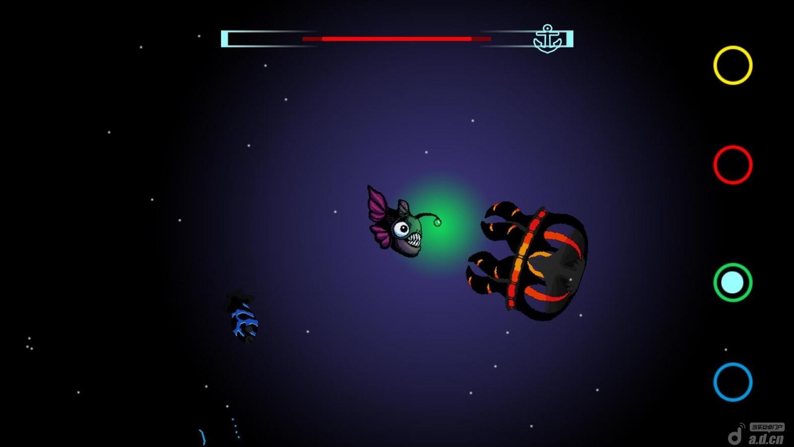 怪鱼冒险记 BioGloom 冒險 App-癮科技App