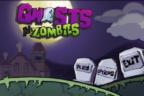 老修士大战鬼怪 Ghosts'n Zombies 1.3