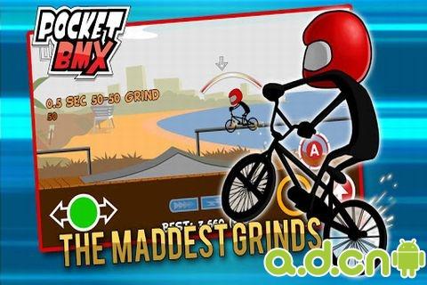 口袋小轮车 完整版 Pocket BMX