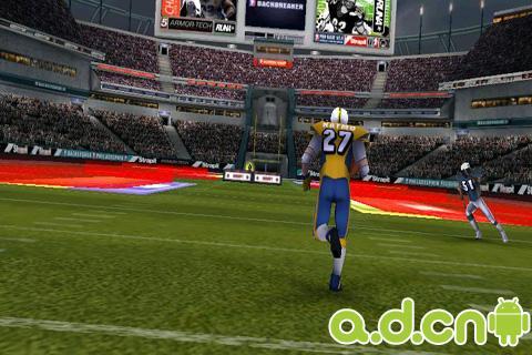 玩免費體育競技APP|下載美式橄榄球2:复仇 Backbreaker 2 Vengeance app不用錢|硬是要APP