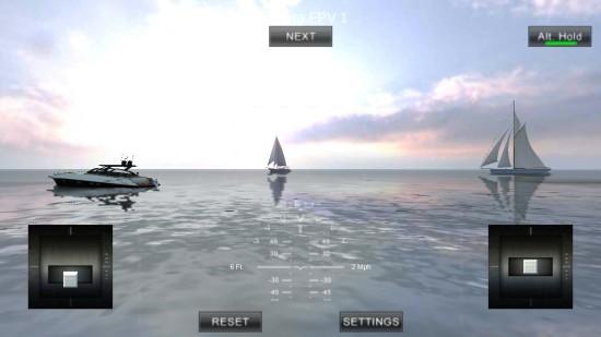 四旋翼飛行模擬完整版VR圖1