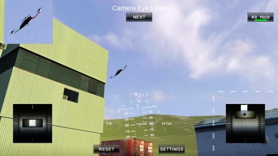 四旋翼飛行模擬完整版VR圖2