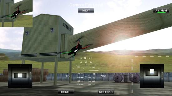 四旋翼飛行模擬完整版VR圖3