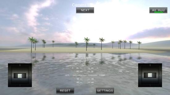 四旋翼飛行模擬完整版VR圖4