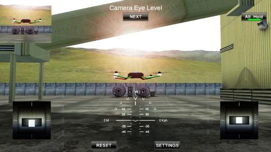 四旋翼飛行模擬完整版VR圖5