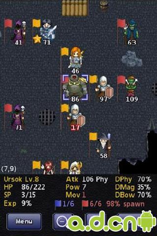 王国战争 kingturn RPG