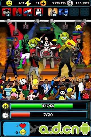 摇滚乐队传说 A Story of a Band