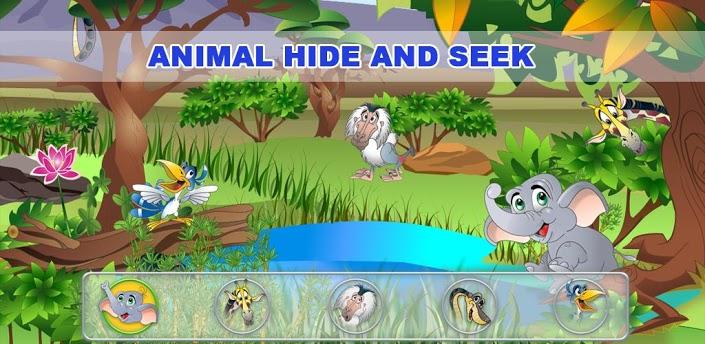 动物抓迷藏 v4.0