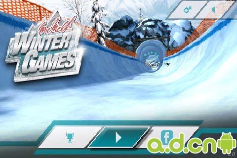 梅爾克冬奧會先生Mr. Melk Winter Games v3.0-Android体育运动類遊戲下載