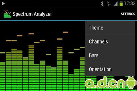 音频频谱分析仪