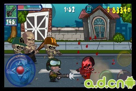 僵尸战争 修改版 Zombie War