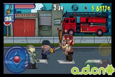 玩免費動作APP|下載僵尸战争 修改版 Zombie War app不用錢|硬是要APP