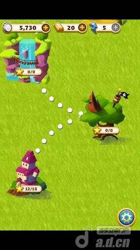 寶石迷域 Jewel Mania v1.1.9.8-Android益智休闲類遊戲下載