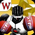 机器人跆拳道 KICK IT STAR World 動作 App LOGO-硬是要APP