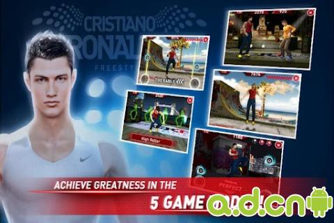 小小罗足球 Cristiano Ronaldo Freestyle