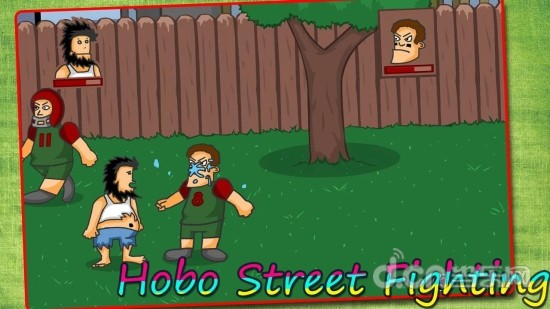 流浪汉街霸 Hobo Street Fighting