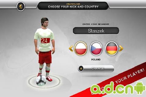欧洲杯点球 EuroGoal 2012