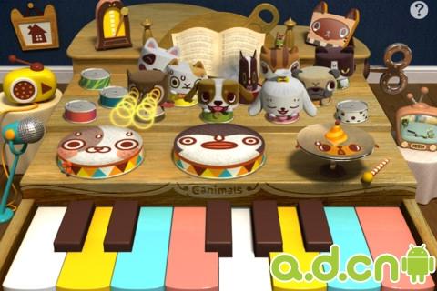 动物小钢琴