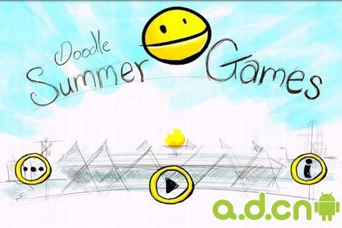 涂鸦夏季奥运会 Doodle Summer Games HD